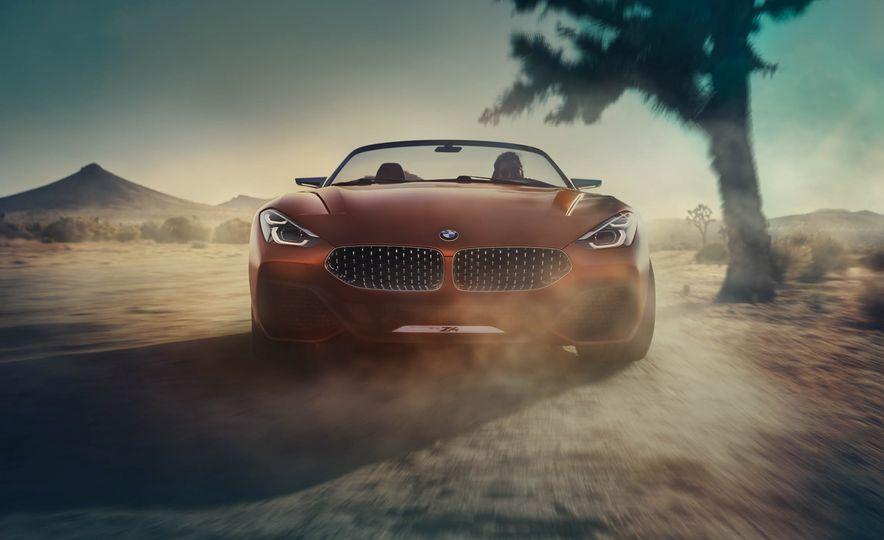 BMW Concept Z4 - Slide 13