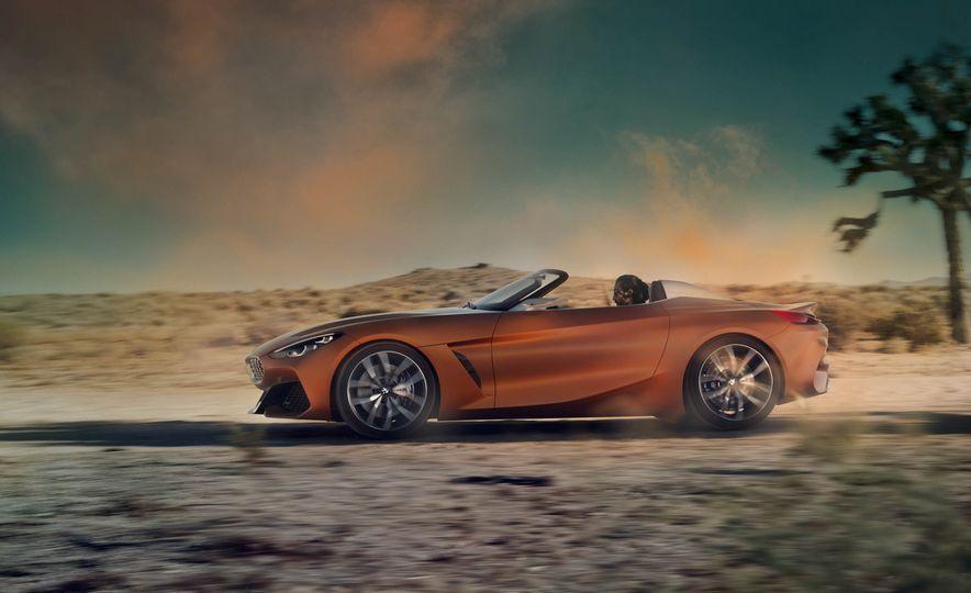 BMW Concept Z4 - Slide 14