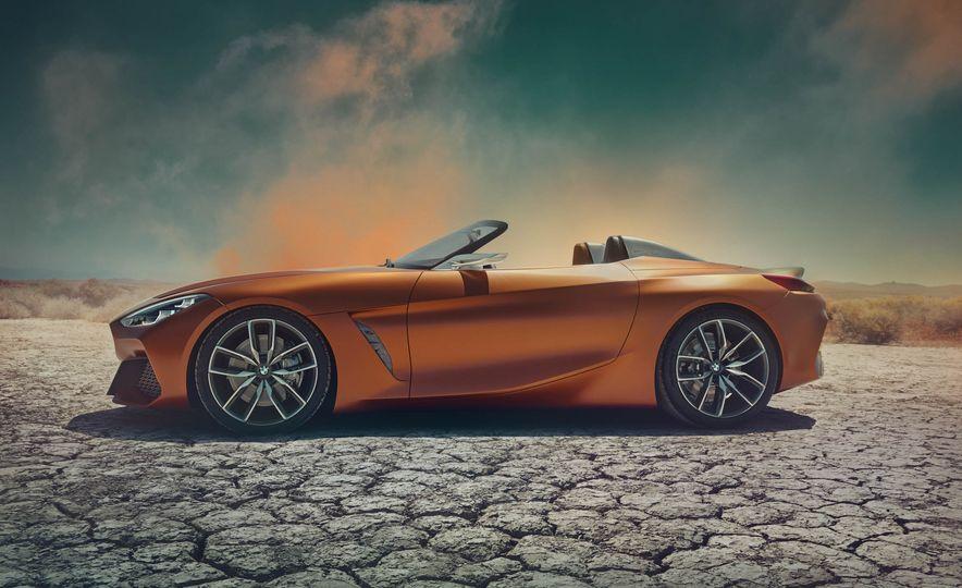 BMW Concept Z4 - Slide 17