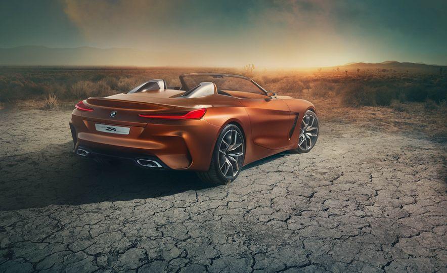 BMW Concept Z4 - Slide 21