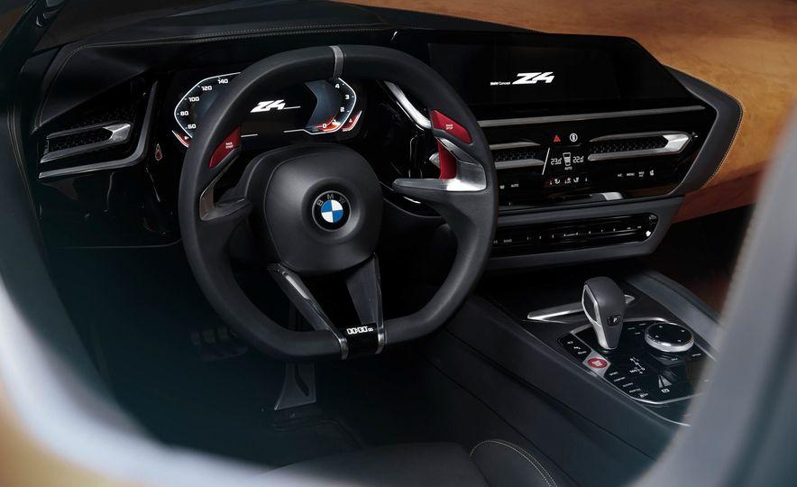 BMW Concept Z4 - Slide 25