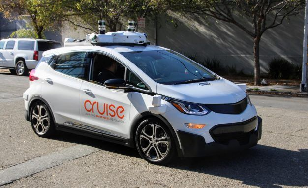 GM and Cruise Finally Give a Peek behind the Curtain of Their Automated-Driving Program