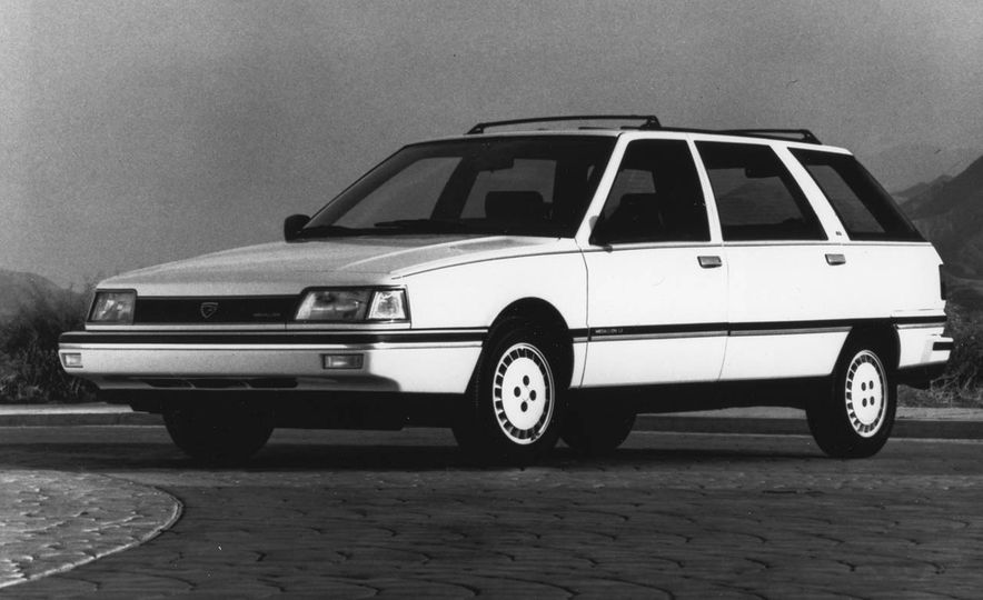 Wayback Machines: Station Wagons That You Forgot Ever Existed - Slide 7