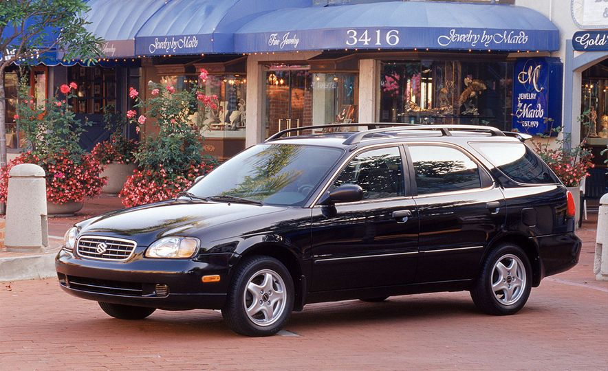 Wayback Machines: Station Wagons That You Forgot Ever Existed - Slide 36