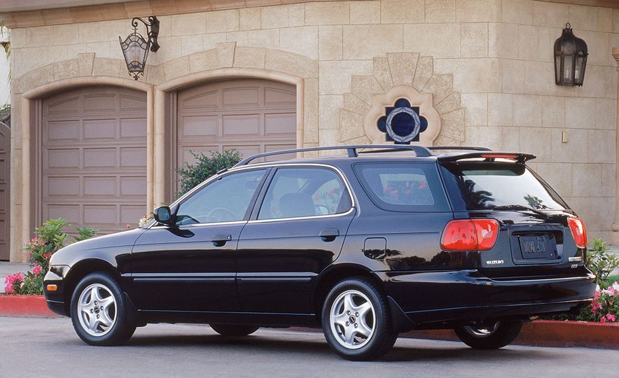 Wayback Machines: Station Wagons That You Forgot Ever Existed - Slide 37