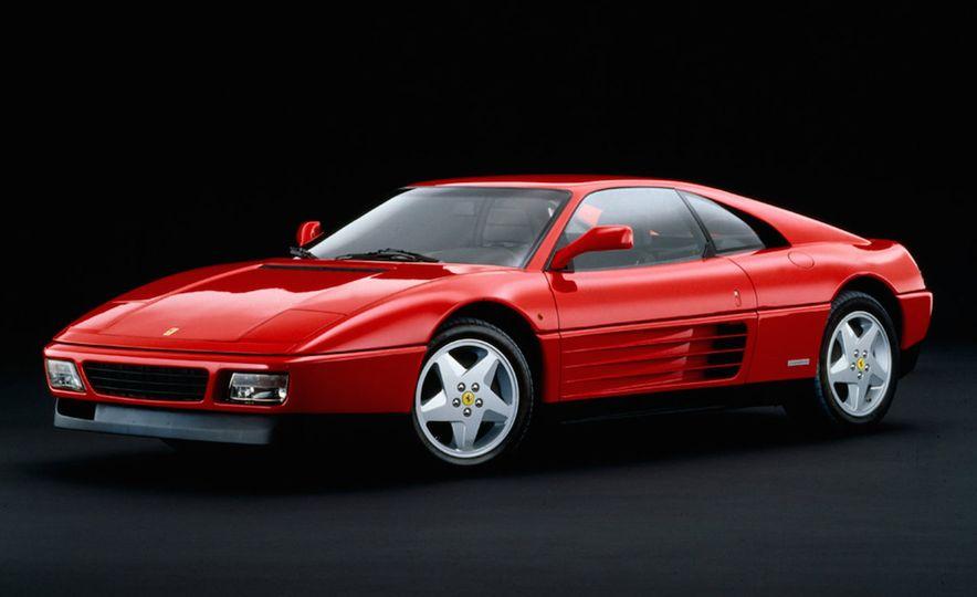 Stumbling Horses: These Are the Worst Ferraris Ever Made - Slide 10