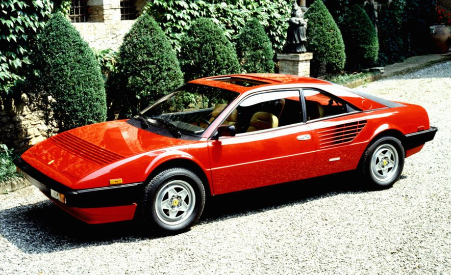 Stumbling Horses: These Are the Worst Ferraris Ever Made - Slide 19