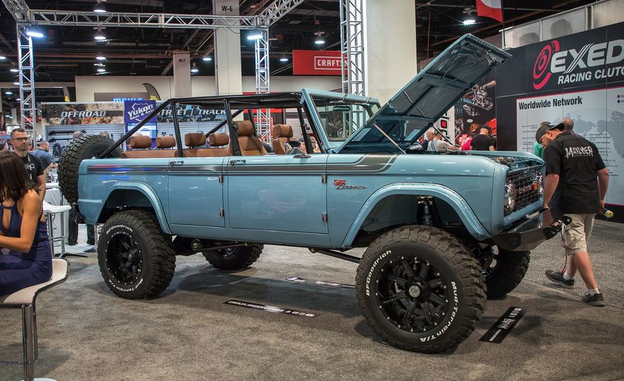 10 Highlights from the 2017 SEMA Show in Las Vegas - Slide 4
