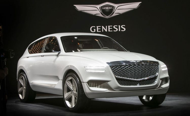 Genesis Design Chief Tells Us How He'll Define the New Luxury Brand's Style
