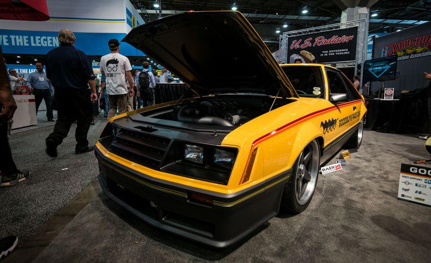 Goodguys 1979 Fox Body Mustang - Slide 1