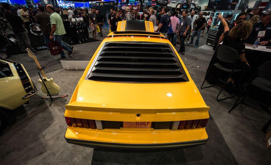 Goodguys 1979 Fox Body Mustang - Slide 2