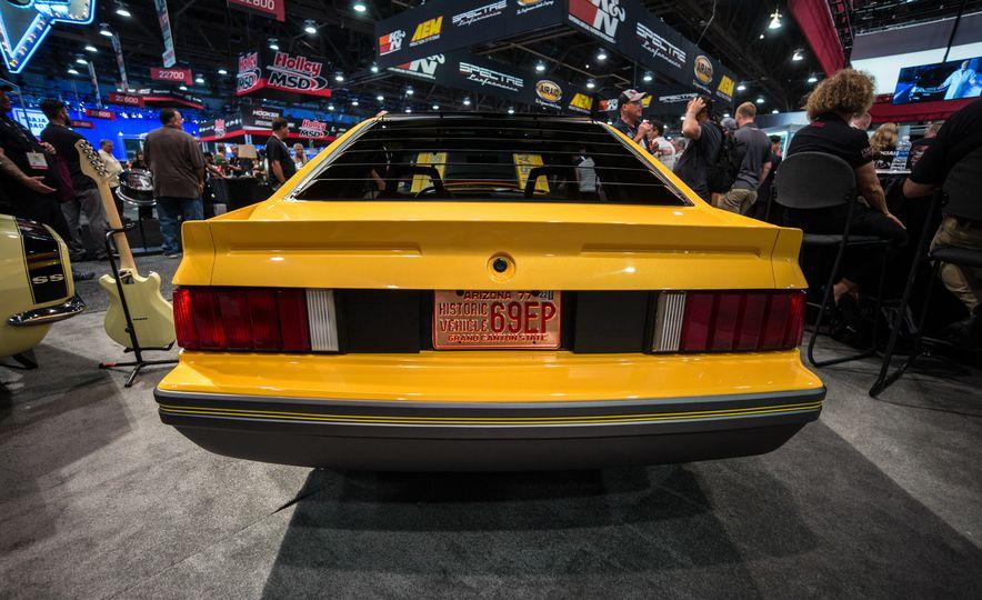Goodguys 1979 Fox Body Mustang - Slide 3