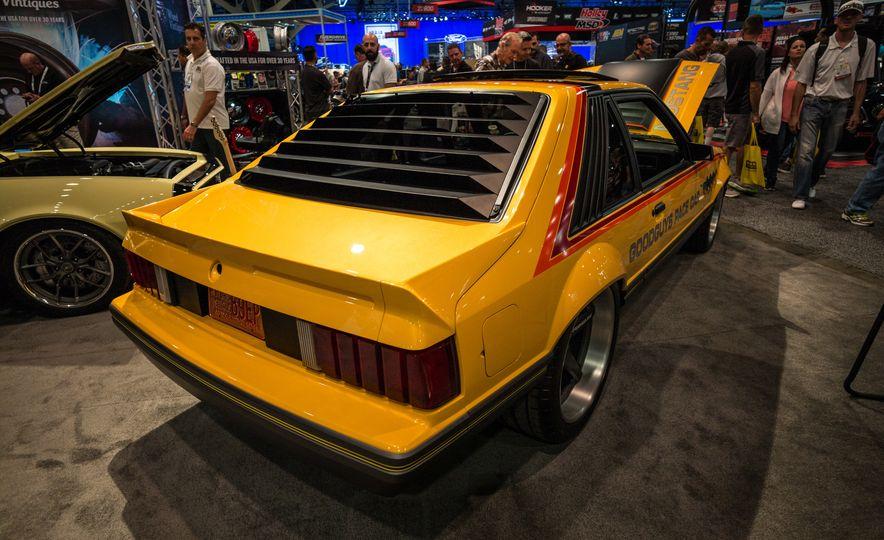 Goodguys 1979 Fox Body Mustang - Slide 4