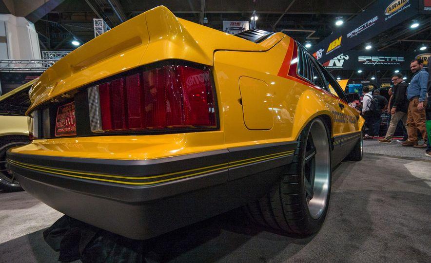 Goodguys 1979 Fox Body Mustang - Slide 5