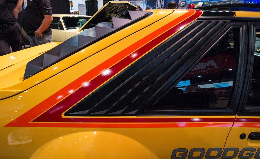 Goodguys 1979 Fox Body Mustang - Slide 6