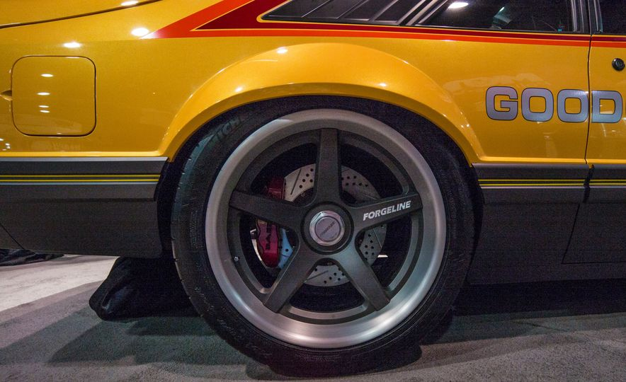 Goodguys 1979 Fox Body Mustang - Slide 7