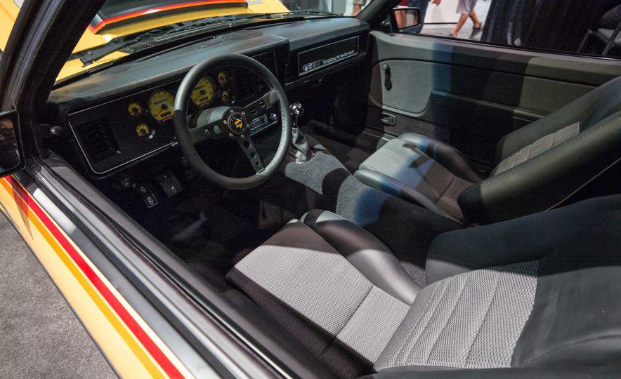 Goodguys 1979 Fox Body Mustang - Slide 11