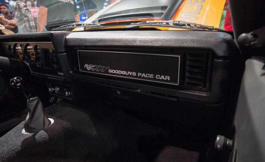 Goodguys 1979 Fox Body Mustang - Slide 12