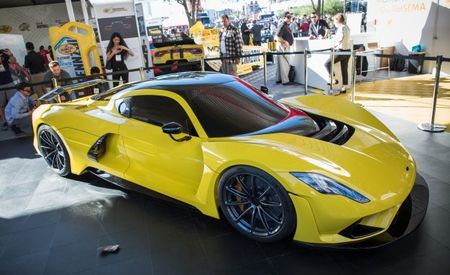 Hennessey Venom F5 Aims for 300 MPH and 1600 HP