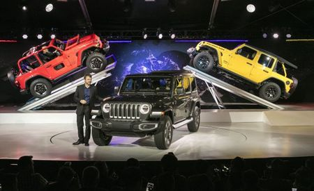 Power Takeoff: 2020 Jeep Wrangler Plug-In Hybrid Will Be More Than a Fuel-Economy Play