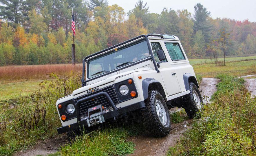 Land Rover Defender Experience - Slide 8