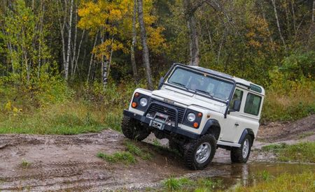 The Once and Future Off-Roader: Land Rover's Heritage Experience Hypes Its Next Defender