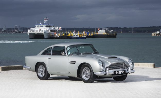 Day Tripper Paul McCartneys Aston Martin DB Headed To - Aston martin db5 1964 price