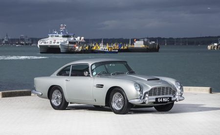 Day Tripper: Paul McCartney's 1964 Aston Martin DB5 Heads to Auction