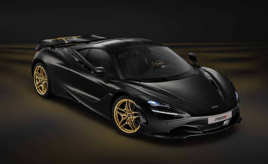 MSO Bespoke McLaren 720s - Slide 1