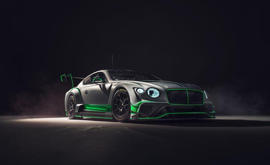 Bentley Continental GT3 - Slide 1