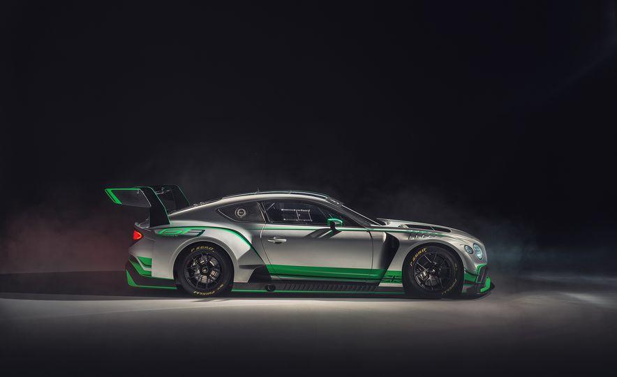 Bentley Continental GT3 - Slide 3
