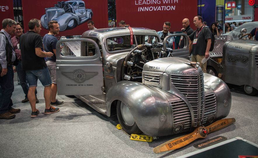 Plymouth Air Radial Truck - Slide 2