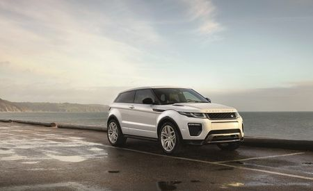 No More Two-Door: Land Rover Kills Range Rover Evoque Coupe