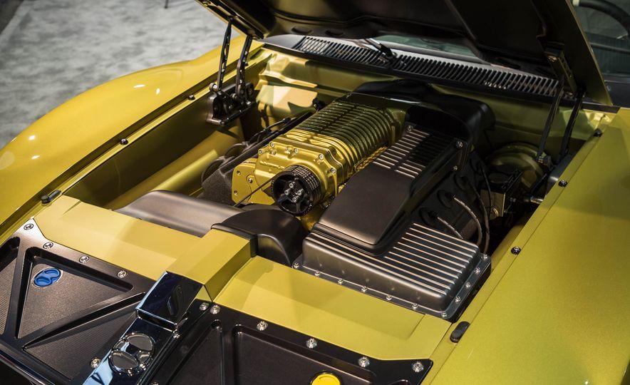Ringbrothers Hellcat-Powered 1972 AMC Javelin - Slide 21