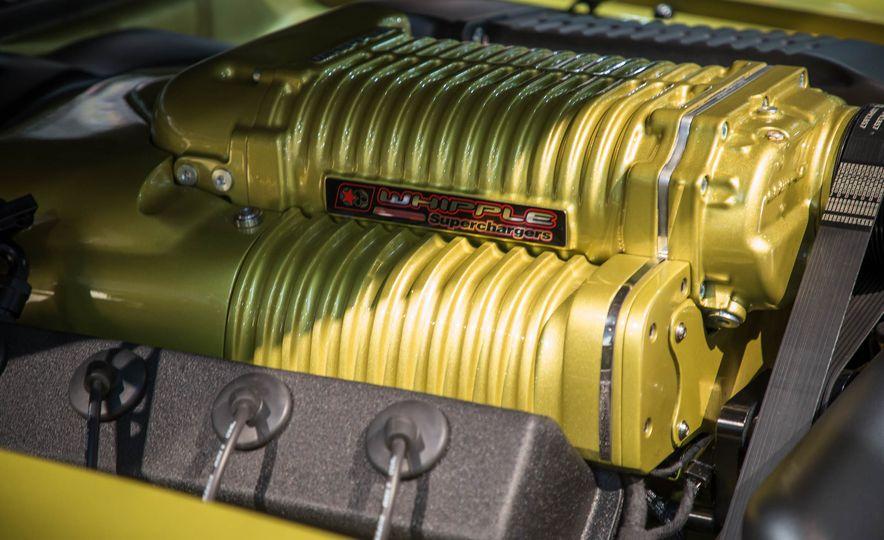 Ringbrothers Hellcat-Powered 1972 AMC Javelin - Slide 22
