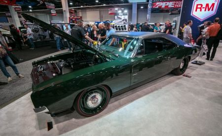 Ding-a-Ding-Dang! Ringbrothers Unveil a Subtle, Serious '69 Dodge Charger at SEMA