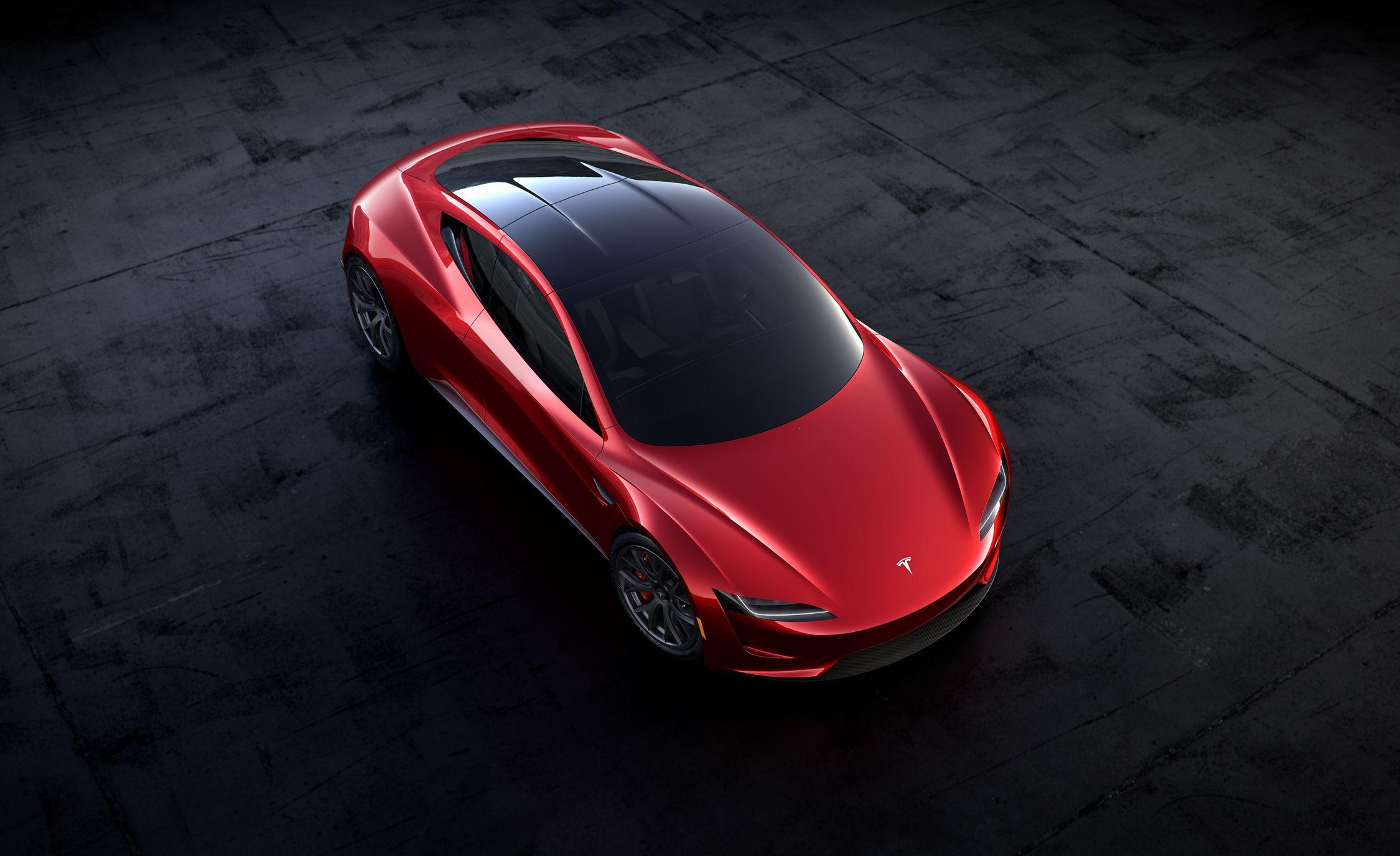 2019 Tesla Roadster Reviews Price Photos And Specs Car Driver
