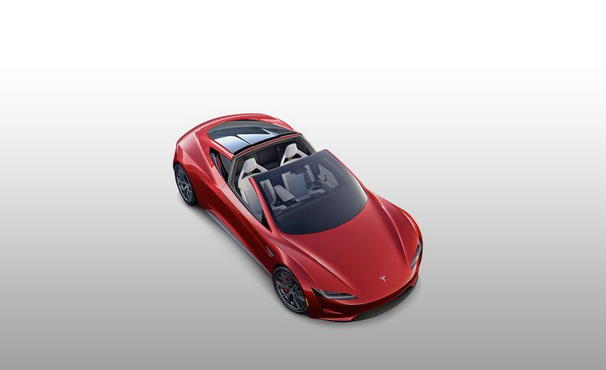 Tesla Roadster - Slide 1