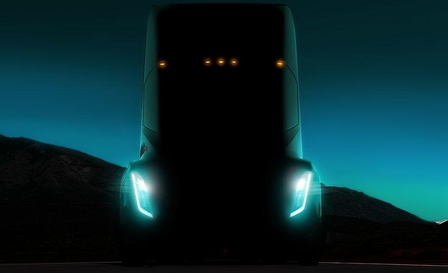 Tesla Semi - Slide 4