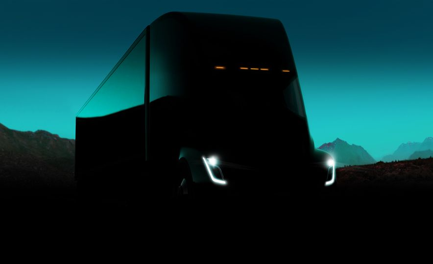 Tesla Semi - Slide 5