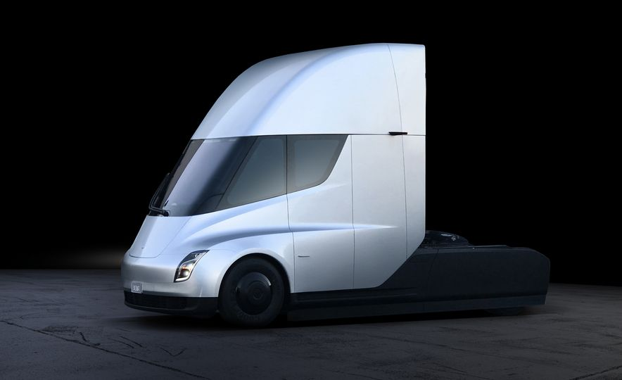Tesla Semi - Slide 7