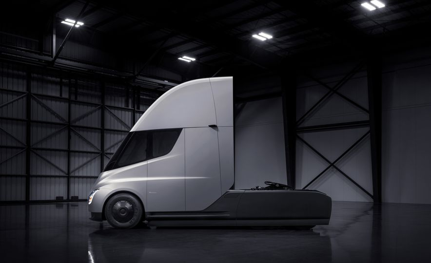 Tesla Semi - Slide 8