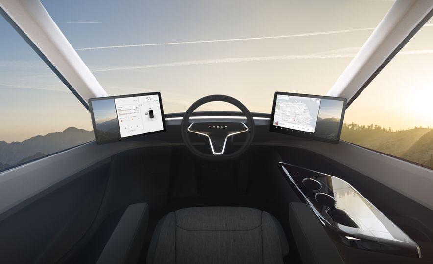 Tesla Semi - Slide 11