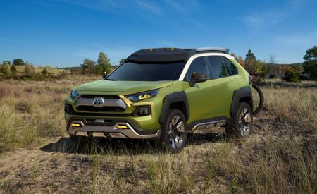 Get Outside! Toyota's FT-AC Concept Sets a Course for Adventure