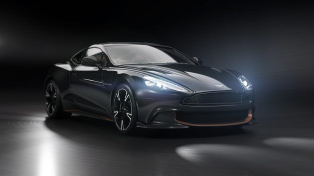 Extinguished: Aston Martin Vanquish S Ultimate Is among the Last
