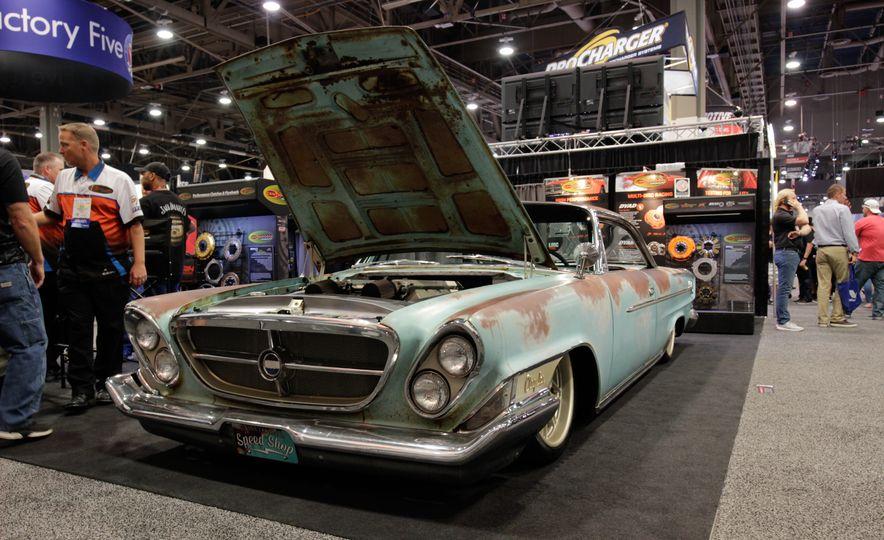 1962 Chrysler 300 Viper-Powered - Slide 1