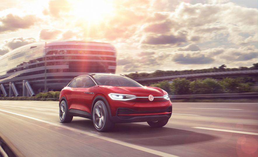 Volkswagen I.D. Crozz concept - Slide 1