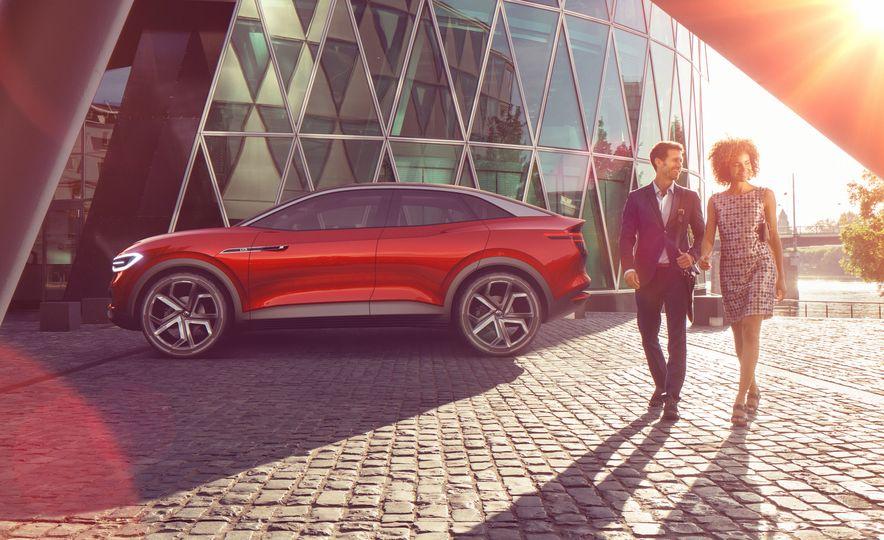 Volkswagen I.D. Crozz concept - Slide 2