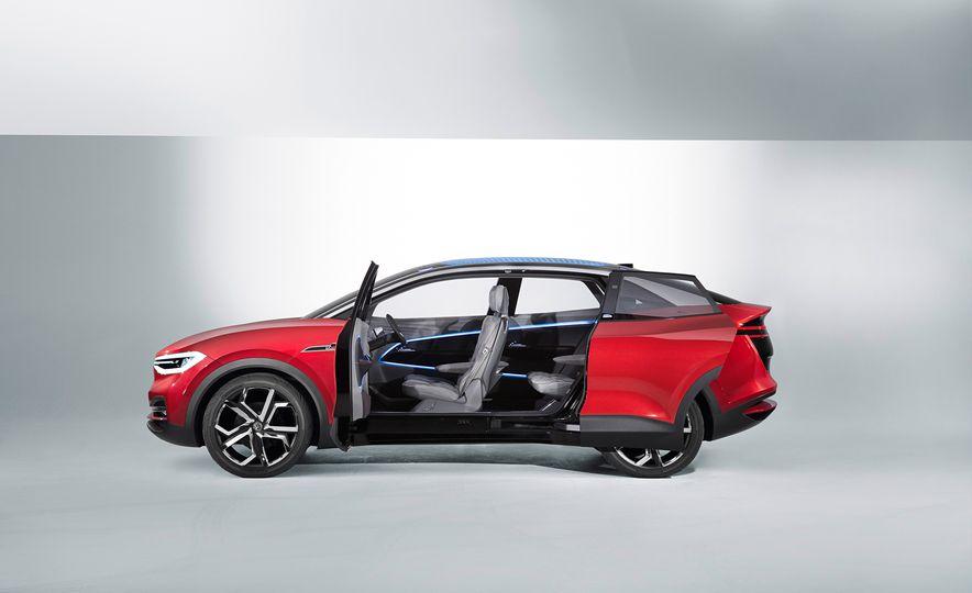 Volkswagen I.D. Crozz concept - Slide 5
