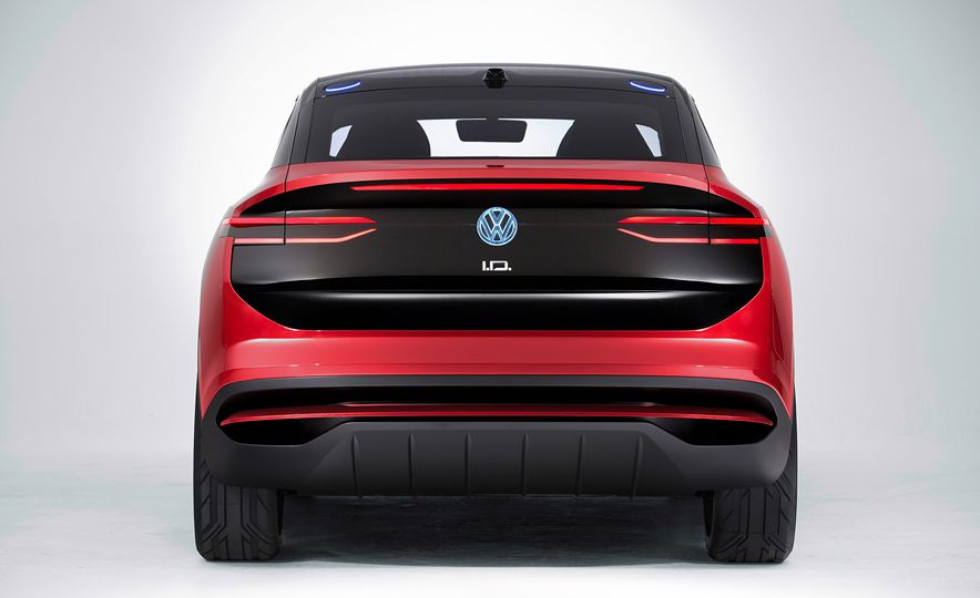 Volkswagen I.D. Crozz concept - Slide 8